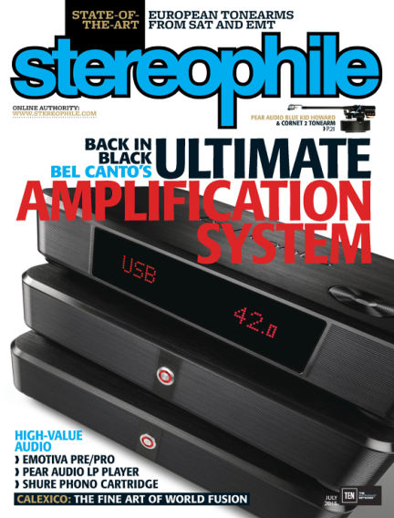 Stereophile June 12, 2015 00:00