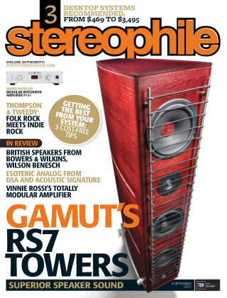 Stereophile September 2015