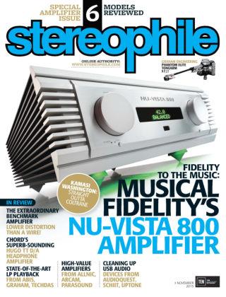 Stereophile November 2015