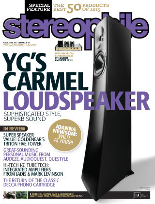Stereophile December 2015