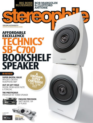 Stereophile Jan 2016