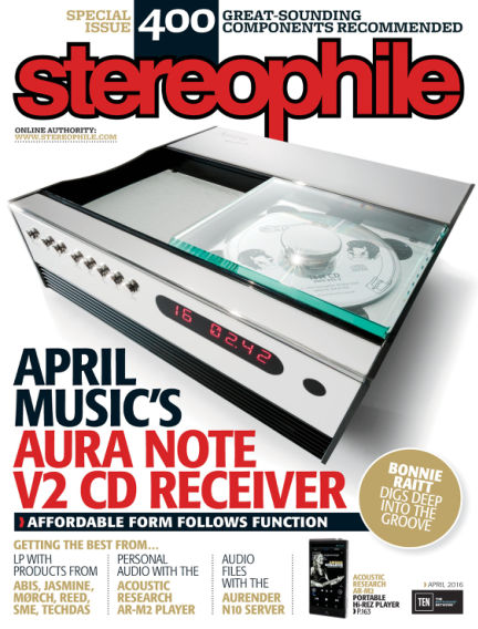 Stereophile March 11, 2016 00:00