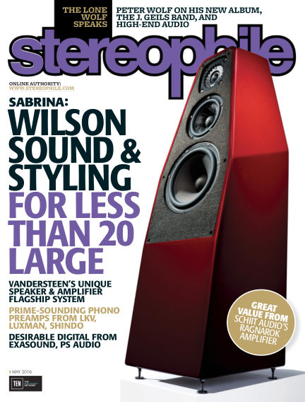 Stereophile April 15, 2016 00:00