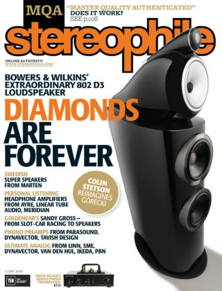 Stereophile Jun 2016