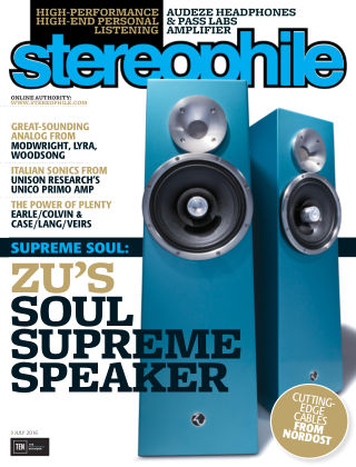 Stereophile Jul 2016