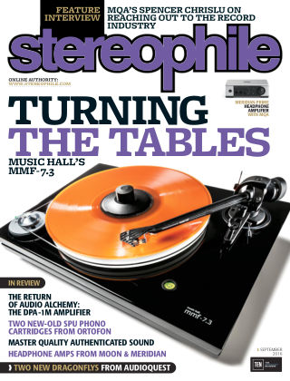 Stereophile Sep 2016