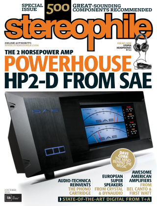 Stereophile Oct 2016