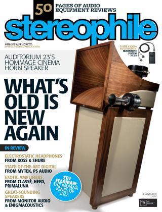 Stereophile Nov 2016