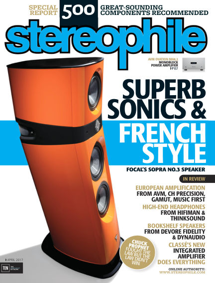 Stereophile March 10, 2017 00:00