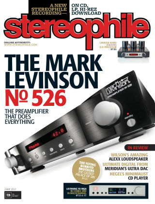 Stereophile May 2017