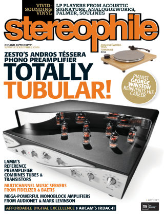 Stereophile Jul 2017