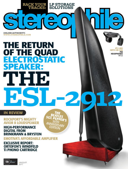 Stereophile July 07, 2017 00:00