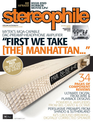Stereophile Sep 2017