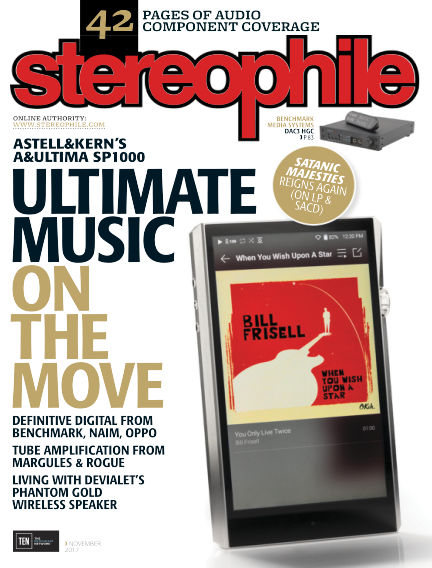 Stereophile October 13, 2017 00:00