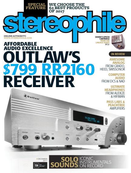 Stereophile November 10, 2017 00:00