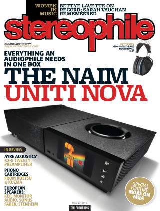 Stereophile Mar 2018