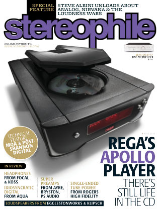 Stereophile Jun 2018