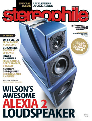 Stereophile Jul 2018