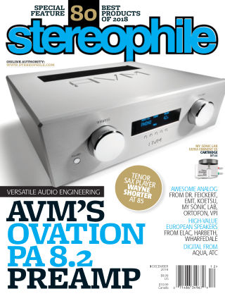 Stereophile Dec 2018