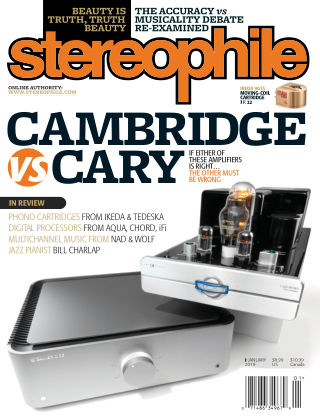 Stereophile Jan 2019