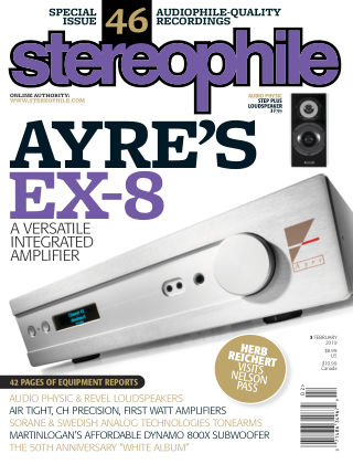 Stereophile Feb 2019