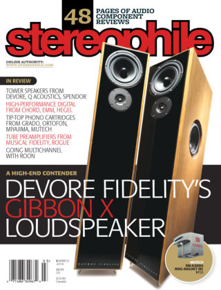 Stereophile Mar 2019