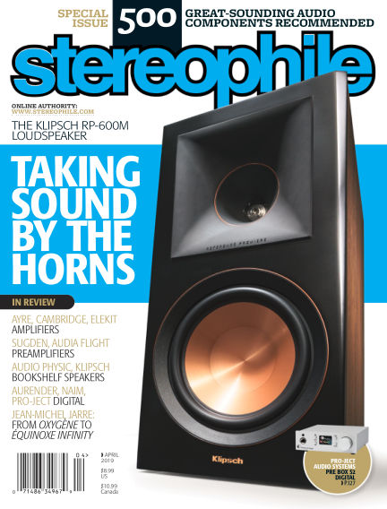 Stereophile March 12, 2019 00:00