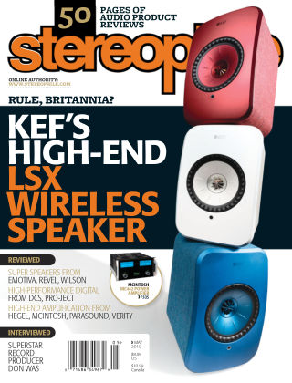 Stereophile May 2019