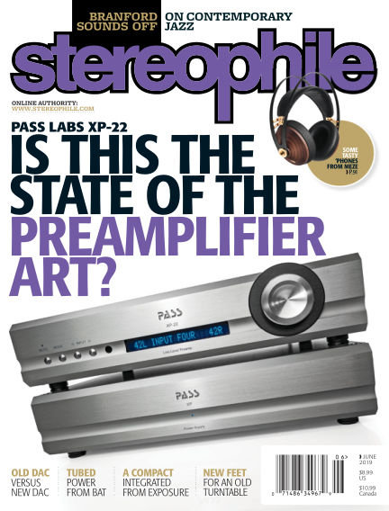 Stereophile May 14, 2019 00:00
