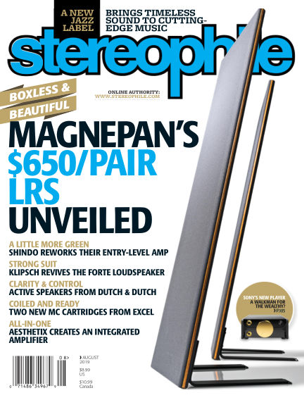 Stereophile July 09, 2019 00:00