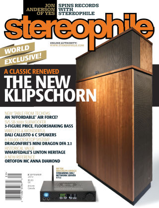 Stereophile Sep 2019