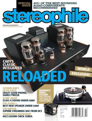 Stereophile Oct 2019