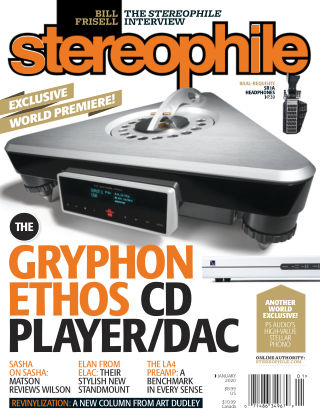 Stereophile Jan 2020