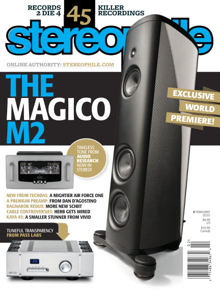 Stereophile January 07, 2020 00:00
