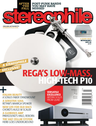 Stereophile Mar 2020