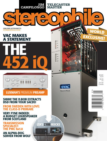 Stereophile April 14, 2020 00:00