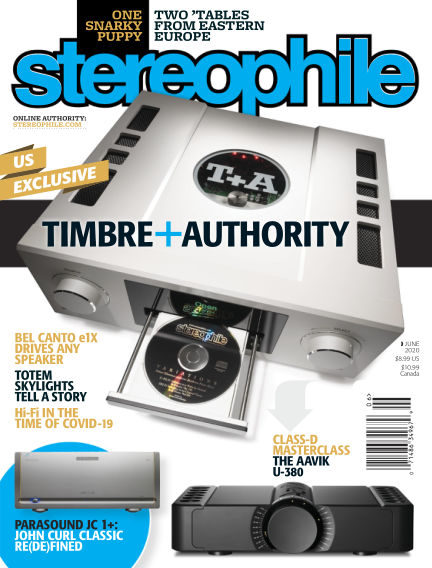 Stereophile May 12, 2020 00:00