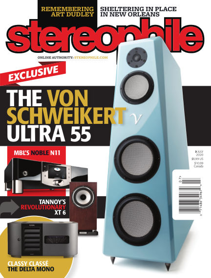 Stereophile June 09, 2020 00:00