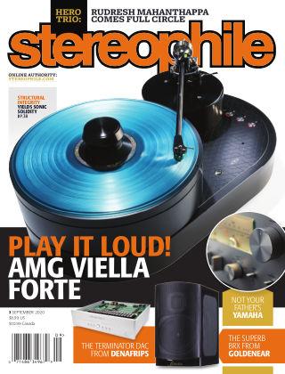 Stereophile September 2020