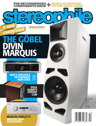 Stereophile October 2020