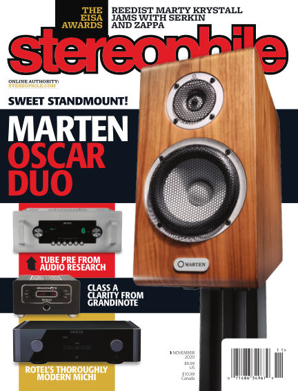 Stereophile October 13, 2020 00:00