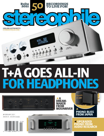 Stereophile January 05, 2021 00:00