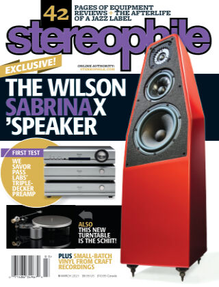 Stereophile March 2021
