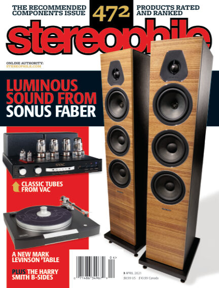 Stereophile March 09, 2021 00:00
