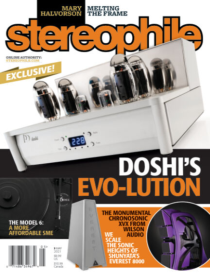 Stereophile April 13, 2021 00:00