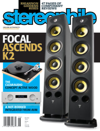 Stereophile June 2021