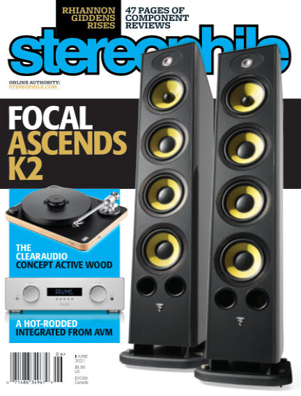Stereophile May 11, 2021 00:00