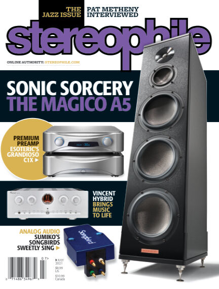 Stereophile June 08, 2021 00:00
