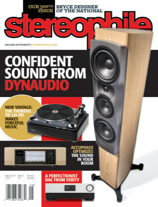 Stereophile August 2021