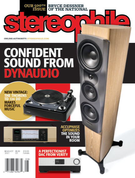 Stereophile July 06, 2021 00:00